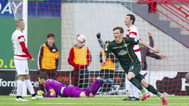 Liam Henderson, Celtic, Hamilton