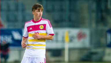 Prospect: Gauld has featured for Scotland at youth level.