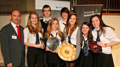 Balerno S Breaking Records Scoop Top Prize At Lothian
