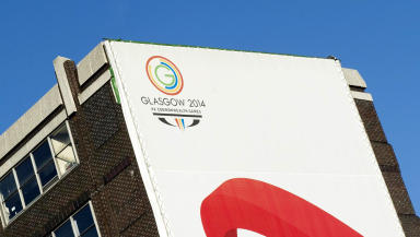 Games: The overall budget for Glasgow 2014 is £524m.