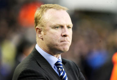 McLeish previously managed the national team during Euro 2008 qualifying.