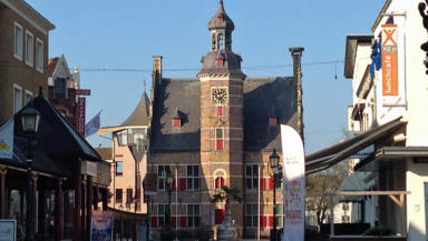 The Dutch town of Gennep where a bridge has been named after the Scots who liberated them.