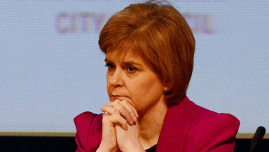 China: Nicola Sturgeon signed an agreement with investment firm SinoFortone.