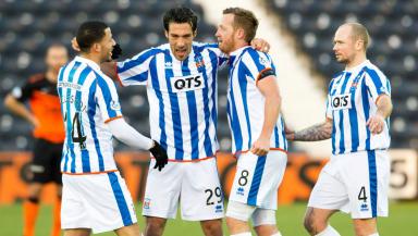 Kilmarnock, Dundee United, Premiership