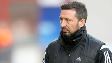 Derek McInnes: Rangers are expected to make their move for the Aberdeen boss in the next 24 hours.