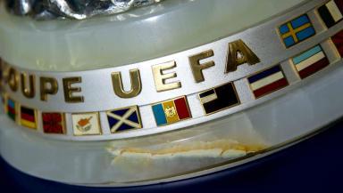 Europa: Rangers will begin their season on Tuesday.