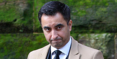 Aamer Anwar: The new University of Glasgow rector.