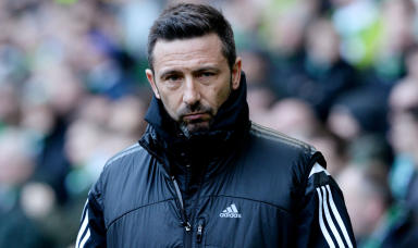 McInnes has established the Dons as Celtic's closest challengers.