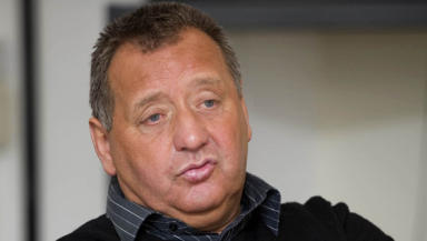 Jimmy Calderwood is the new manager of Go Ahead Eagles