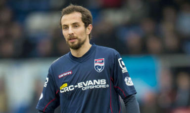 Rafa De Vita was released by Ross County this summer.