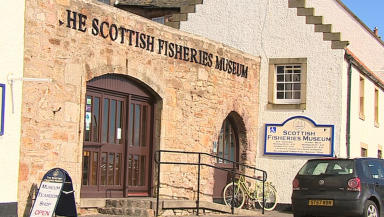 Scottish fisheries museum  in Anstruther uploaded March 30 2015 news image