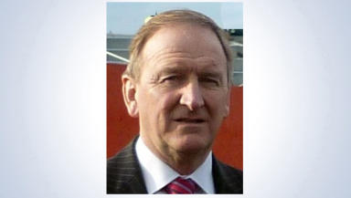 Tom McCabe, former Labour MSP for Hamilton South. Pic from Labour.
