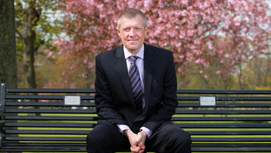 Lib Dems: Party leader Willie Rennie is hopeful of gains in the general election.