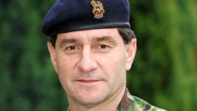 New Scots Army Chief takes up post