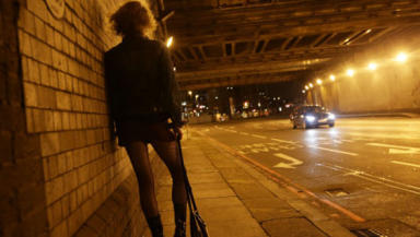 Prostitution human trafficking anonymous stock shop posed by model quality news image uploaded May 12 2015 from PA