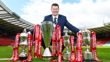 Neil Doncaster Ladbrokes announcement