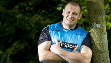Glasgow Warriors' Gordon Reid looks ahead to his side's upcoming Guinness PRO12 Final against Munster
