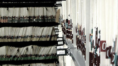 Thousands of government files made public 15 years early