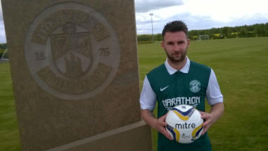 James Keatings, Hibernian