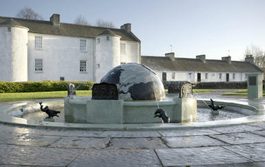 David Livingstone Centre, Blantyre. Pic provided by National Trust for Scotland.