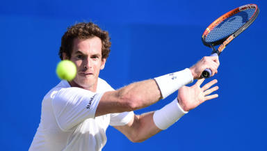 Andy Murray is a five-times champion at Queen's.