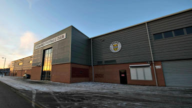 St Mirren Park car glasgow airport spaces story external shot quality image uploaded July 2 2015