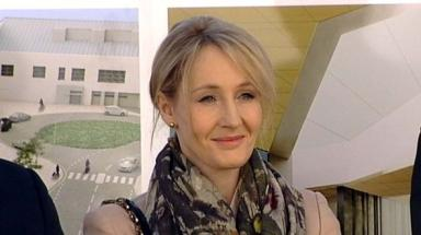 JK Rowling: New book to be released in September.