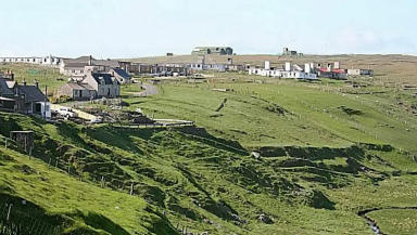 RAF Aird Uig on Lewis, sold to community to become whale-watching and listening station. News image uploaded July 29 2015