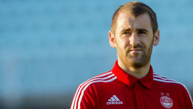 Niall McGinn: Attacker has flourished at Pittodrie.