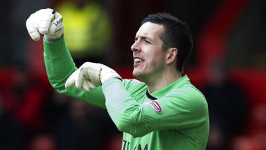 Langfield nears Dons return
