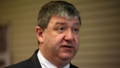 Alistair Carmichael MP for Orkney and Shetland