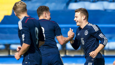 Ryan Fraser, Scotland U21s, Northern Ireland U21s