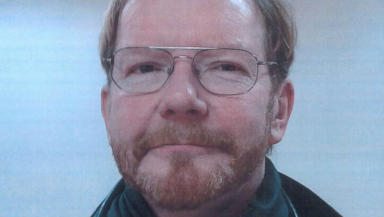 Stuart Clark: Man has not been seen by family for two weeks.