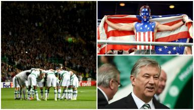 Celtic, USA, Peter Lawwell