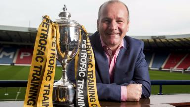 Queen's Park manager Gus McPherson previews his side's upcoming Petrofac Training Cup semi final clash with Peterhead