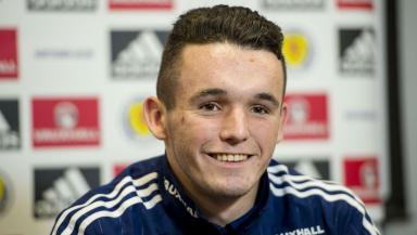 John McGinn, Scotland Under 21s