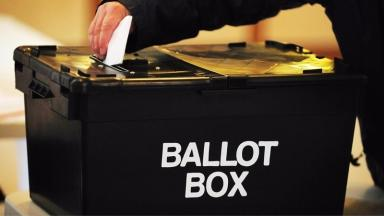 Vote: Poll carried out ahead of general election.