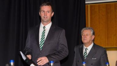 Ronny Deila shared his thoughts on how to improve Scottish football.
