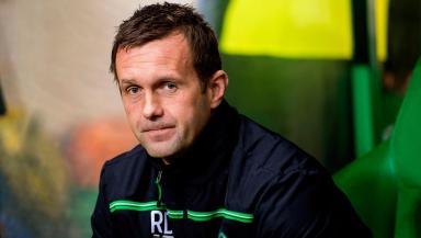 Tough job: Ronny Deila has struggled in Europe this season.