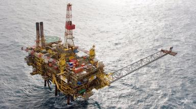 Gannet Alpha: Shell fined over major oil leak.