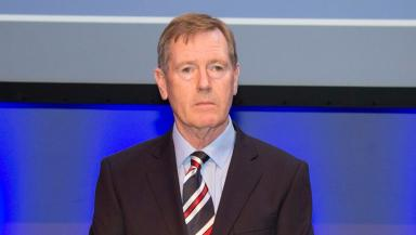 Dave King: Accused of action 'in concert' with three wealthy fans.