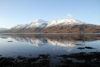 Loch Ness: A white witch tried to summon Nessie.