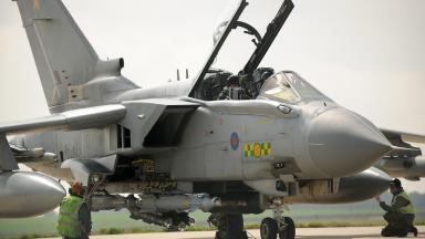 Defence: Paveway IV bombs have been used in Yemen.