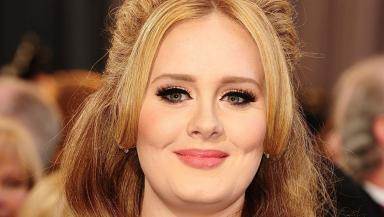 Adele: Glasgow tickets sell out in two minutes.