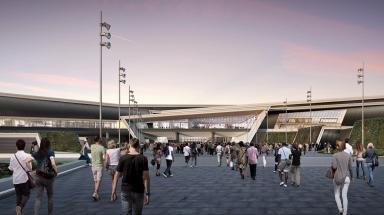 AECC: Plans backed by council.