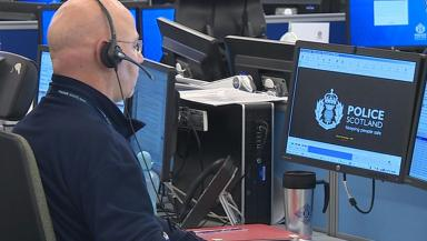 Call centre: Problems recruiting staff in Aberdeen (file pic).