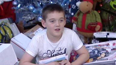 Response: Aron has received 2000 letters and counting.