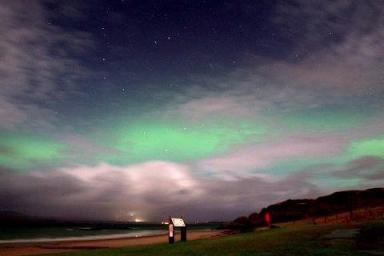 Aurora: John Gibb via Scotland from the Roadside Facebook Group.
