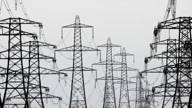 Power cut: Around 350 homes affected.