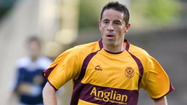Football: Phil O'Donnell died after collapsing on the Fir Park pitch in December 2007.